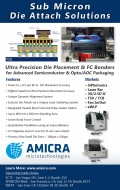 Sub Micron Die Attach Solutions Ad in Chip Scale Review (March/April 2016)
