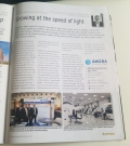 """Growing at the Speed of Light""- Article in 'European Business'"