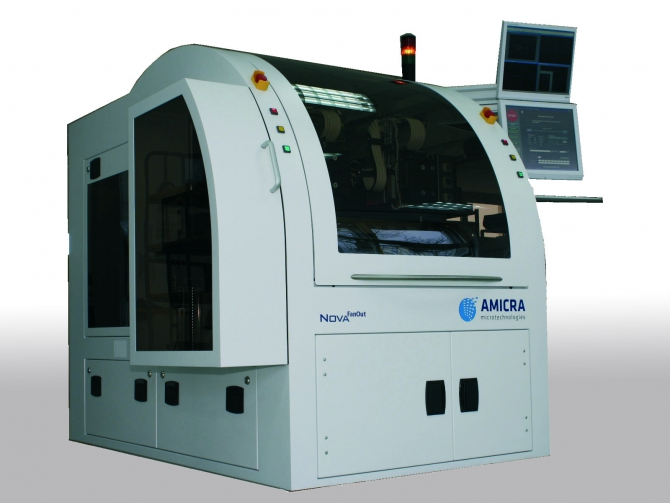 AMICRA to Deliver NOVA FanOut Bonder to Asian Contractor